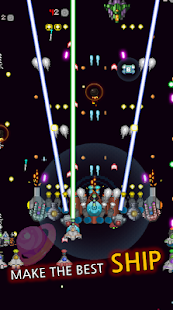 Grow Spaceship VIP - Galaxy Battle Screenshot