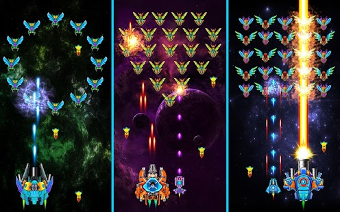 Galaxy Attack: Alien Shooter (Premium) Screenshot