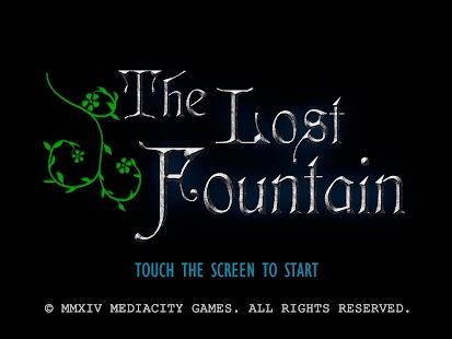 The Lost Fountain Screenshot