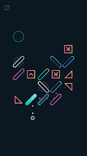Glidey - Minimal puzzle game Screenshot