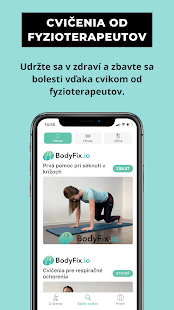 BodyFix.io Screenshot