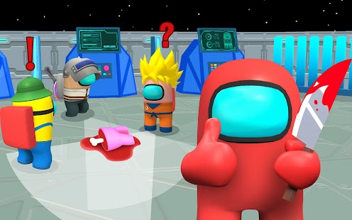 Impostor vs Crewmate - Free Game Offline Screenshot