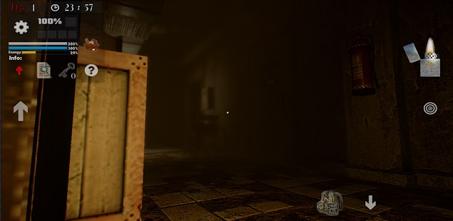 N°752 Out of Isolation-Horror in the prison Screenshot