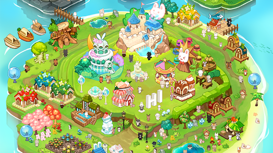 Animal Camp - Healing Resort Screenshot