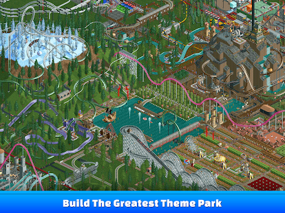 RollerCoaster Tycoon® Classic Screenshot