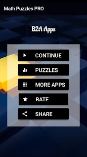 New Math Puzzles 2021 PRO Screenshot