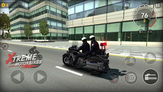 Xtreme Motorbikes Screenshot