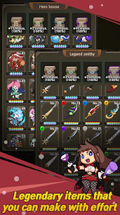Hero Knights (idle RPG) Screenshot