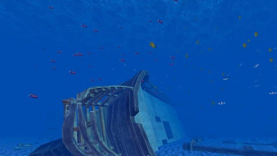 VR Pirates Ahoy - Underwater Shipwrecks Voyage Screenshot