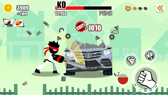 Car Destruction Screenshot