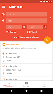 Ideme vlakom Screenshot