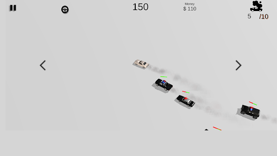 Survival Derby 3D - car racing & running game Screenshot