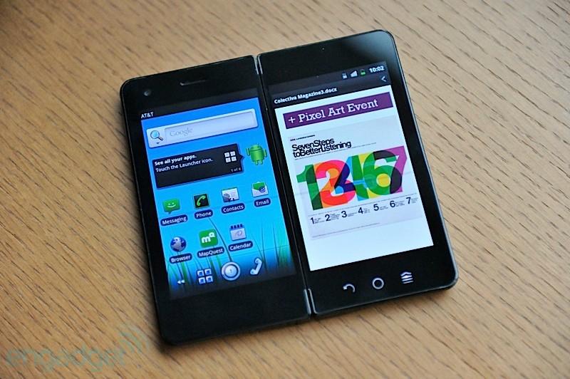 Imerj Smartpad prototyp: ďalší Android s dvoma displejmi