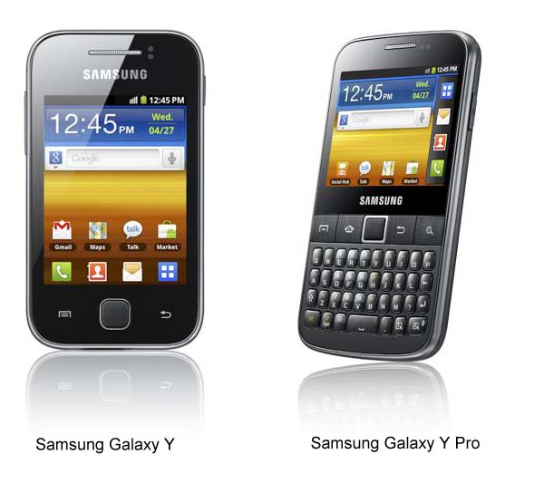 android apps free download for samsung galaxy y
