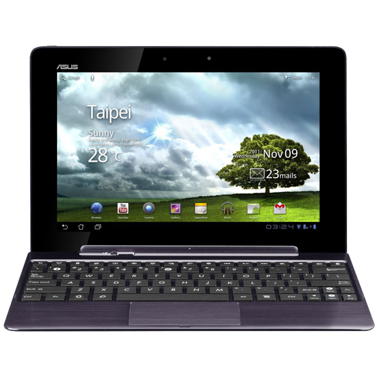 Asus Eee Pad Transformer Prime TF201 - Android tablet - 03