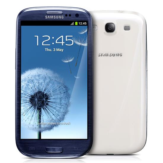 Samsung galaxy s iii - android telefón - 1