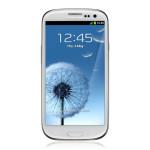 Samsung Galaxy S III (biely) - Android telefón - 02