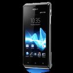 Sony Xperia J - Android telefón - 01