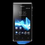 Sony Xperia J - Android telefón - 02