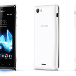 Sony Xperia J - Android telefón - 03