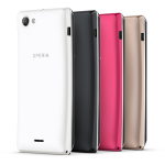Sony Xperia J - Android telefón - 05