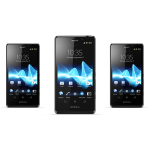 Sony Xperia T- Android telefón - 06