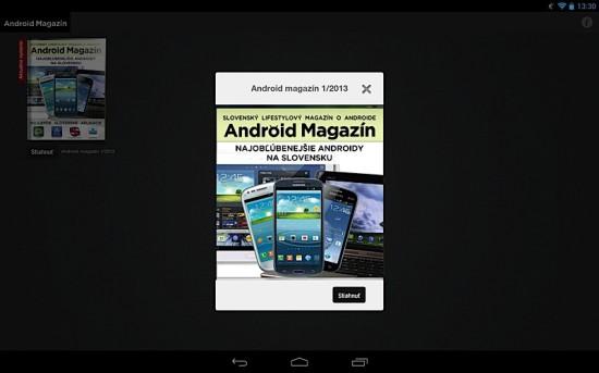 Android Magazín 1-2013