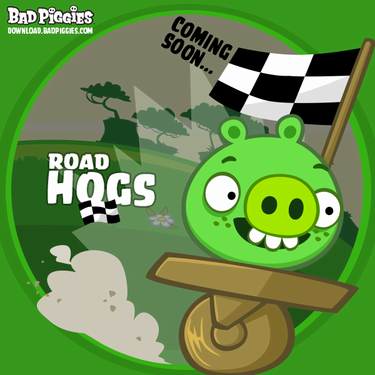 Bad Piggies Road Hogs