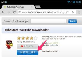 stahovanie youtube videí
