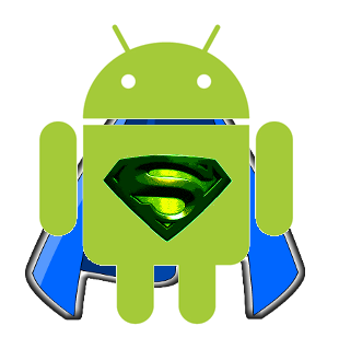 Android-superman