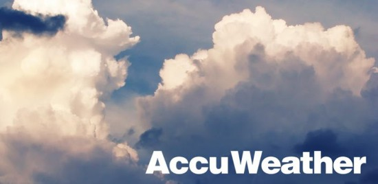 Aktualizacia AccuWeather