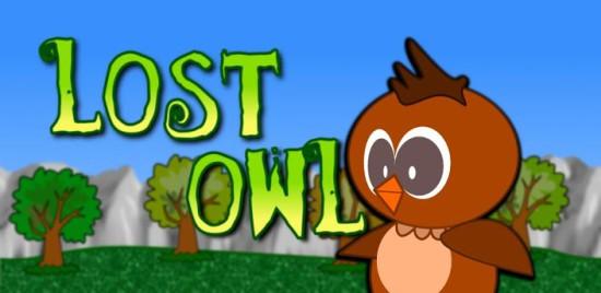 Lost Owl slovenska android hra