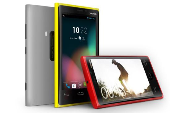 Nokia Lumia A1 3