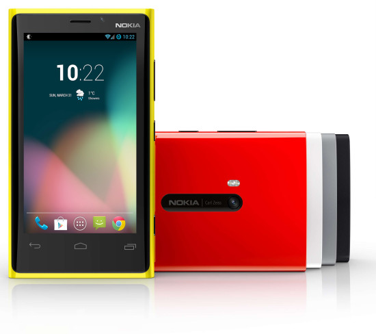 Nokia Lumia A1