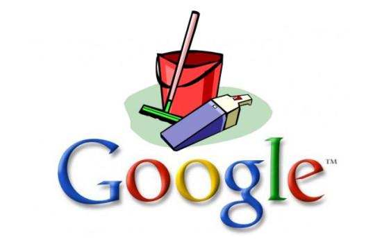 Google-Spring-Clean