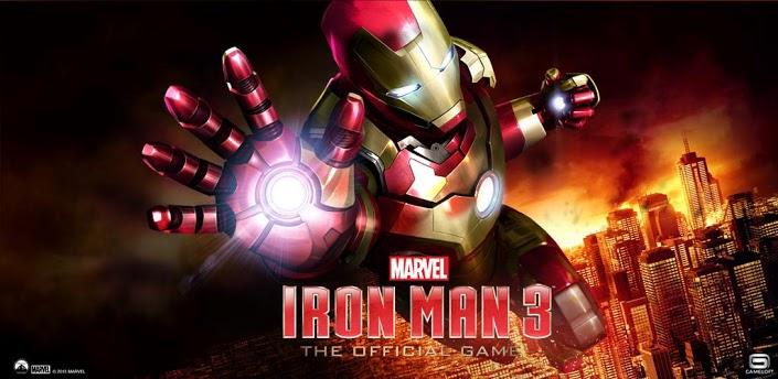 Iron Man jeden reťazec