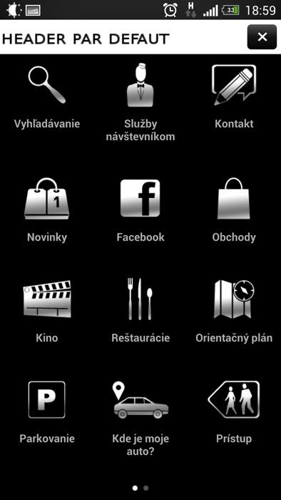 6397cce7c2 Android aplikácie aupark 2 Android aplikácie aupark 7 Android aplikácie  aupark 6