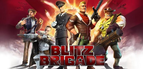 Blitz Brigade Android hra