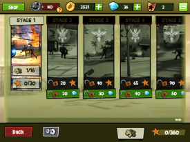 Blitz Brigade recenzia Android 3