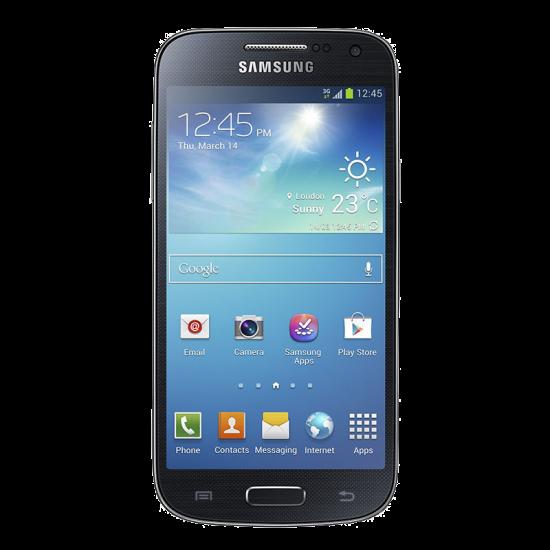 Samsung Galaxy S4 mini - Android telefón - 01