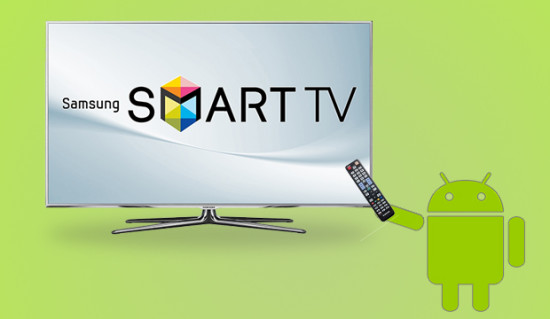 smart tv ovladanie android