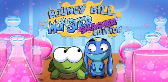 Bouncy Bill Monster Smasher Edition
