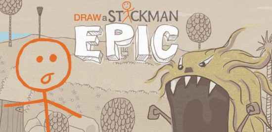 Draw a Stickman Epic Free