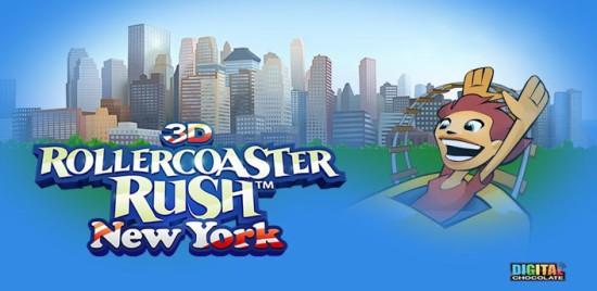 Roller Coaster Rush New York