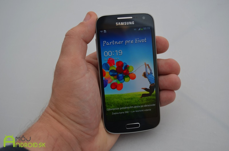 Samsung S4 Mini Update 5.0