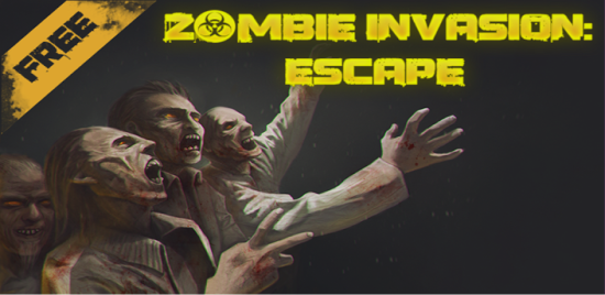 Zombie Invasion Escape