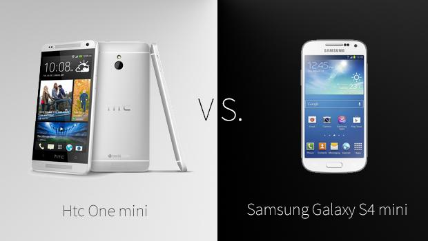HTC One mini vs. Samsung Galaxy S4 mini – Porovnanie ...