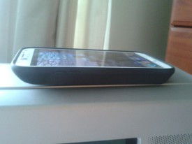 Samsung Galaxy Note II modifikacia
