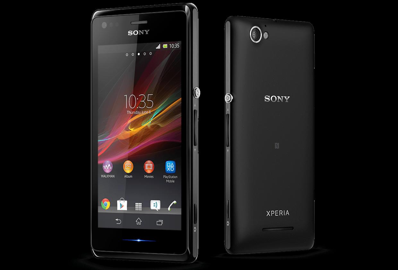 P: Sony Xperia M