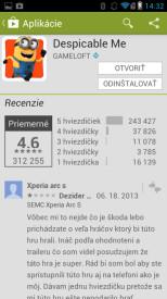 zaciname android smartfón 3cast_10
